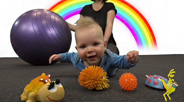 tummy-time-Gymbaroo. Active Babies Smart KIds