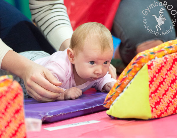 10 ways to give your baby a great start. GymbaROO BabyROO