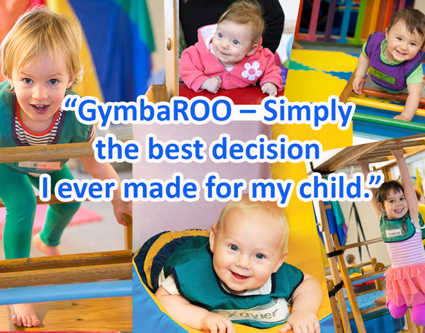 GymbaROO-Simply the best decision