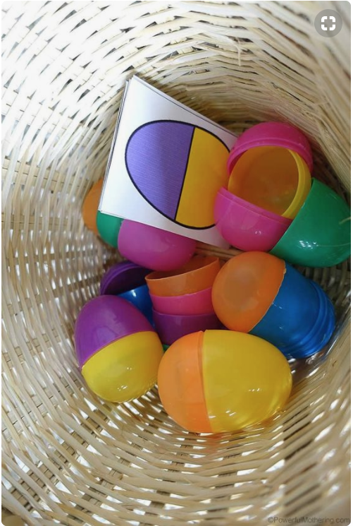 Easter fun ideas GymbaROO BabyROO
