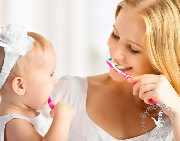 Caring for baby teeth and avoiding dental decay