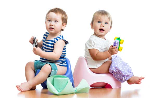 Toilet training – When and how