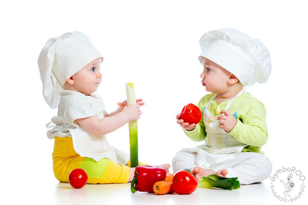 How to help your child develop healthy eating habits from the start
