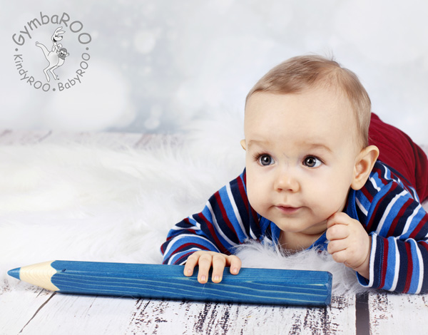 The skills needed for writing begin in infancy. What parents can do