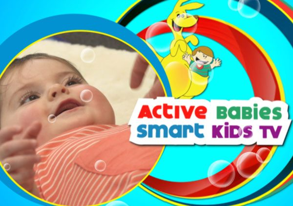 GymbaROO and Active Babies Smart Kids on the Tele!