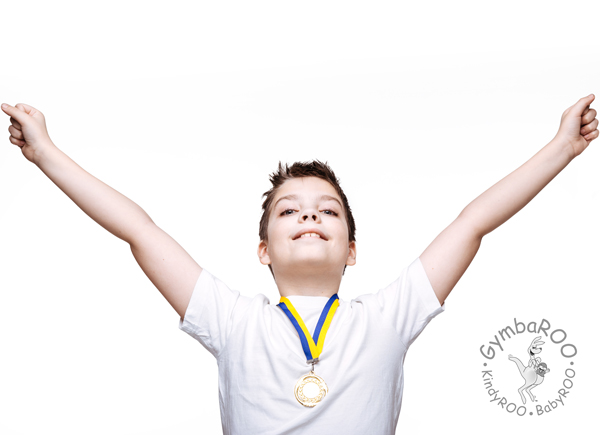 Why GymbaROO-KindyROO kids excel at sport