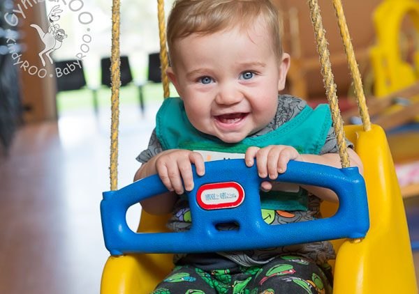 Babies and children need to swing. Why, how, when and when not to swing