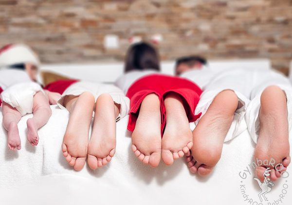 Bare feet improves memory for babies and children