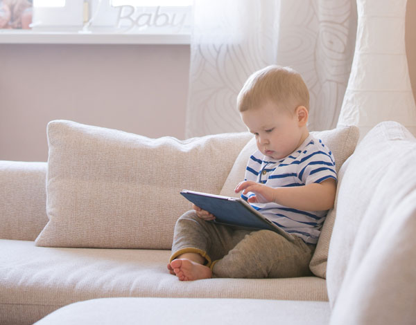 Screen time, babies and kids: Important information