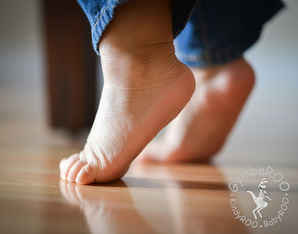 Tip-toe walking, knee-walking: Are they 'normal'?