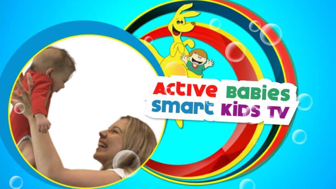 Active Babies Smart Kids – Online baby classes by GymbaROO-KindyROO