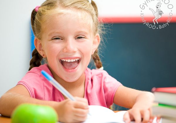 Why GymbaROO-KindyROO kids excel in writing, reading and maths