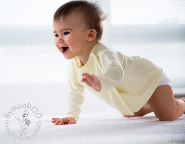 Crawling and creeping: Developing the skills for posture and balance