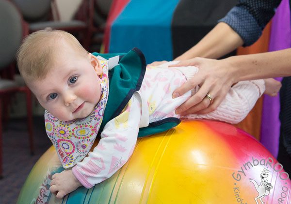 Why developing your baby's balance is SO important: Vestibular development