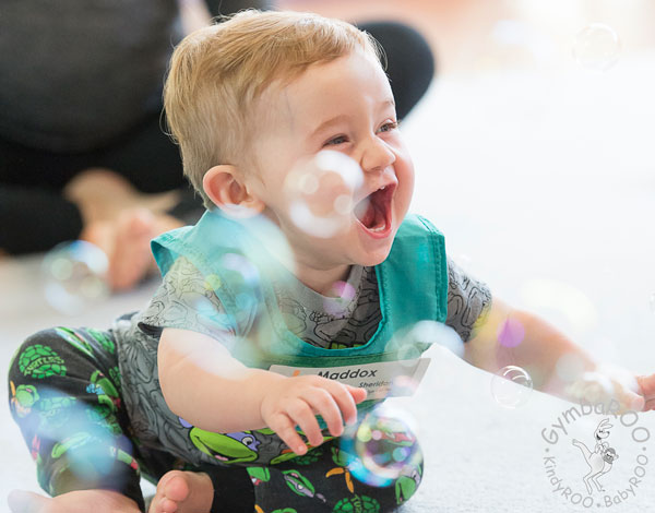 Happy for life: How GymbaROO-KindyROO helps emotional development