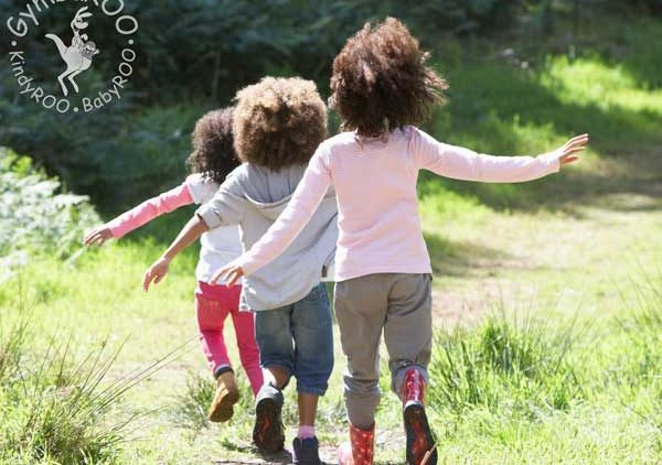 Your child's attention span increased by outdoor play