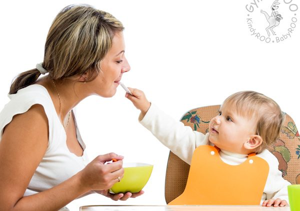 What should I be eating as a new mum