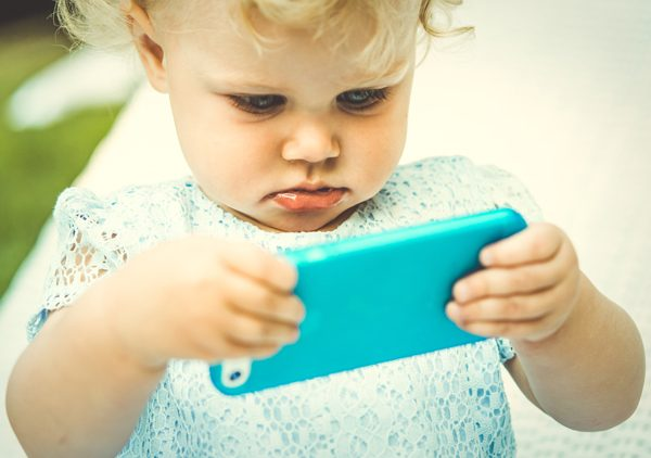 Watch out! Screens and your child's eyes