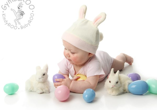 Easter fun! Ideas for 0 – 5 year olds