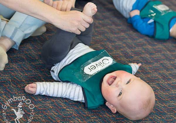 Baby exercises: Five excellent reasons to start from birth
