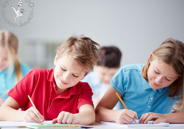 Handwriting makes kids smarter than using keyboards: Activities for 0 – 5 year olds
