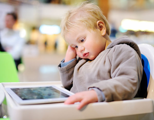 Language development slowed by electronic toys: Advice for parents