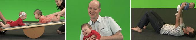 Activities for Babies   Online Baby Fun Development Classes   GymbaROO